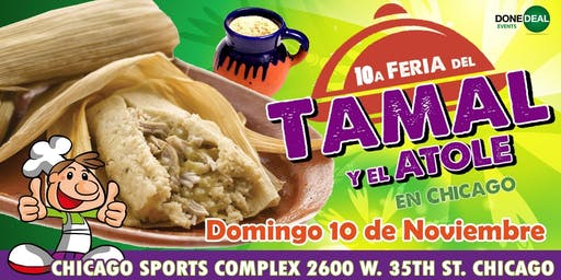 10th Annual Tamal and Atole Fest Chicago