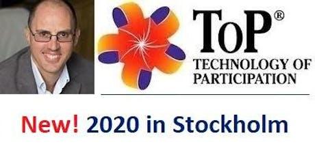 ToP Facilitating Client Collaboration training - Stockholm biglietti