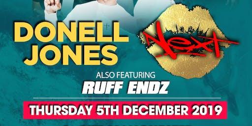 Donell Jones Live in Concert w/ Next + Ruff Endz