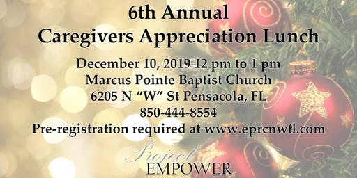 Project Empower 6th Annual Caregivers Appreciation Luncheon