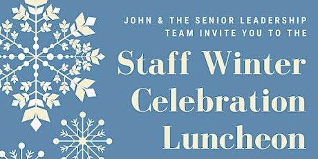 Lutherwood Staff Winter Celebration Luncheon tickets