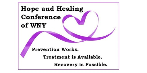 Hope & Healing Conference of WNY Early Bird Registration Rate until 4/07/20