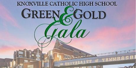 Green & Gold Gala tickets