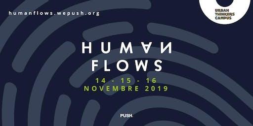 Human Flows - 16/11@ Aeroporto di Palermo
