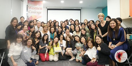 Breakthrough with Courage and Resilience tickets