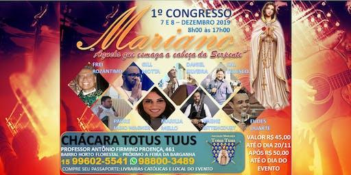 1º CONGRESSO MARIANO 2019