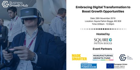 Embracing Digital Transformation to Boost Growth Opportunities tickets