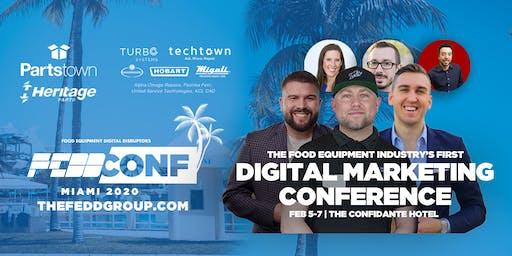 Food Equipment Digital Disruptor Conference