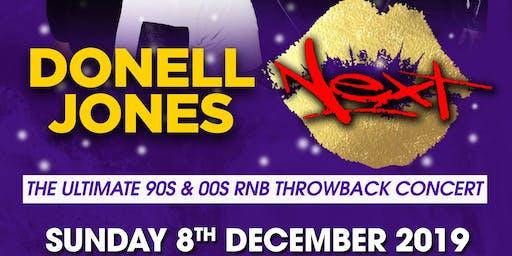 Donell Jones Live in Concert w/ NEXT!
