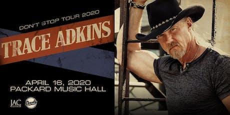 Trace Adkins tickets