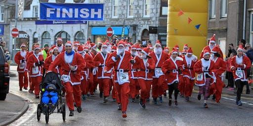 The Santa Runs