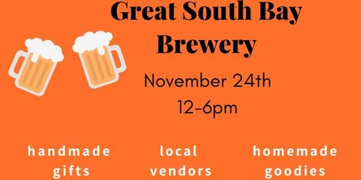 Fall Market at Great South Bay Brewery