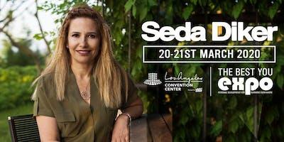 Seda Diker at The Best You EXPO 2020, Los Angeles