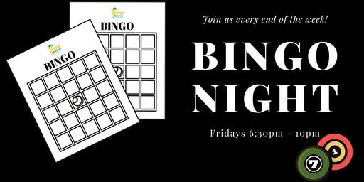Prima Elements  BINGO Night