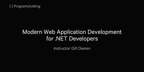 Modern Web Application Development for .NET Developers - 24-28 February tickets