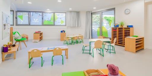 Réunion d'information école M Paris 19ème (rentrée 2020) / Information session 2020