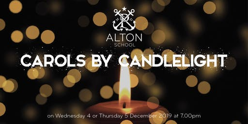 Carols by Candlelight - Wednesday 4th December