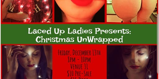 LUL Presents: Christmas UnWrapped