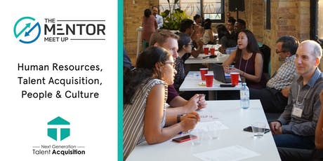 The Mentor Meetup: HR & Talent Acquisition tickets