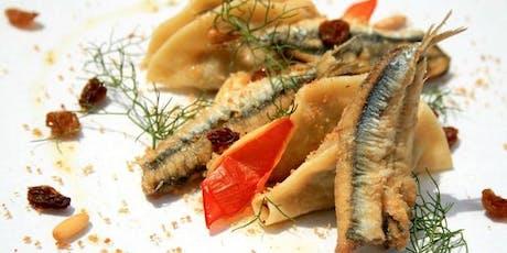 Apertura de la  IV Settimana de la Cocina Italiana en el Mundo entradas