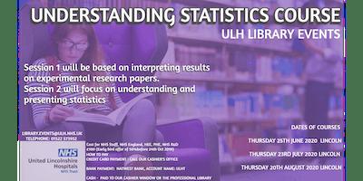 Understanding Statistics Course