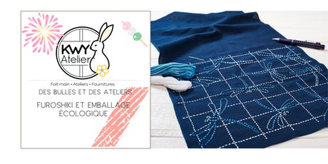 Furoshiki et emballage écologique billets