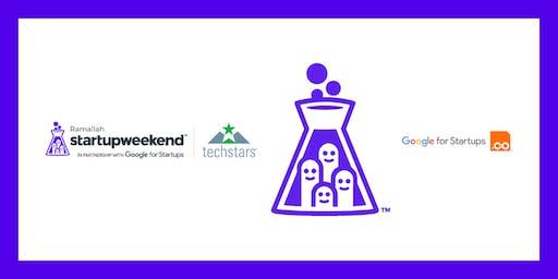 Techstars Startup Weekend Ramallah 11/21