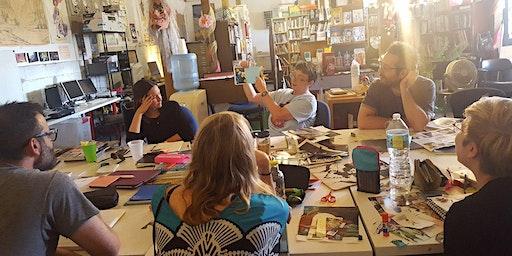 Weeklong Comics Workshop - May 11-15, 2020