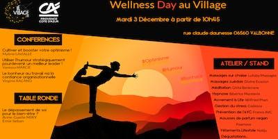 Wellness Day au Village !