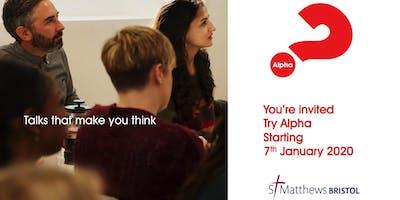Alpha @ St Matthew's