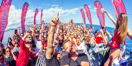 Oceanbeat Ibiza boat party  tickets