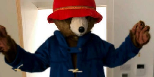 Paddington Bear Walking Tour