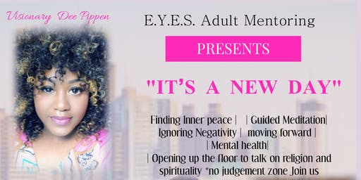 E.Y.E.S. Adult Mentoring Small Group