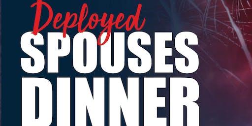 4th Quarter Deployed Spouses' Dinner