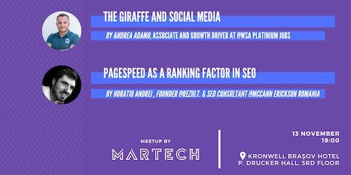 #1 MARTECH Brasov Meetup