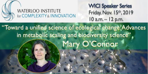 WICI Speaker Series:  Dr. Mary O'Connor