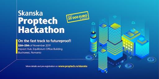 Skanska Proptech Hackathon