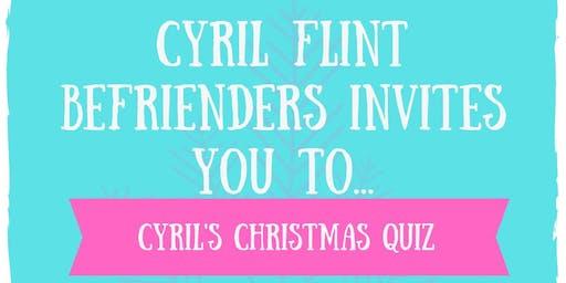 Cyril Christmas Quiz