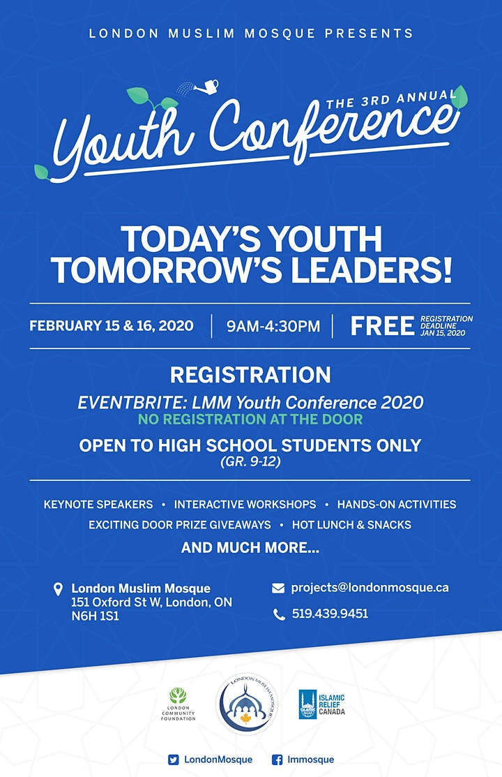 LMM Youth Conference 2020 image