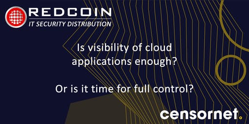 Is visibility of cloud applications enough? Or is it time for full control?