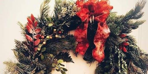 Wreath Workshop Saturday November 30th 9 am