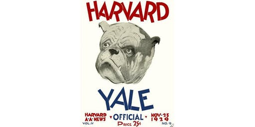 The Game - Harvard vs Yale 2019