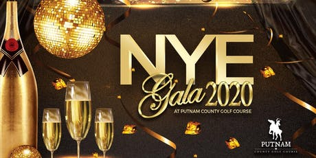 New Year's Eve Gala at Putnam County Golf Course tickets