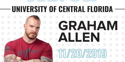 Graham Allen at UCF