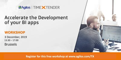 TimeXtender Workshop 3 Dec 2019 - Brussels