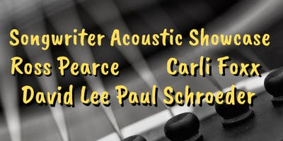 Songwriter Acoustic Showcase