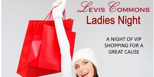 Ladies Night At Levis For Wood County Toy Drive