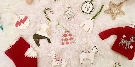 Clay Ornaments & Gift Tags tickets