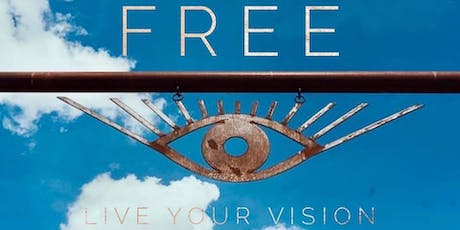 FREE  a retreat to Live your Vision tickets