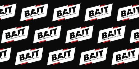 BAIT Showcase - Birmingham Artivists in Training tickets
